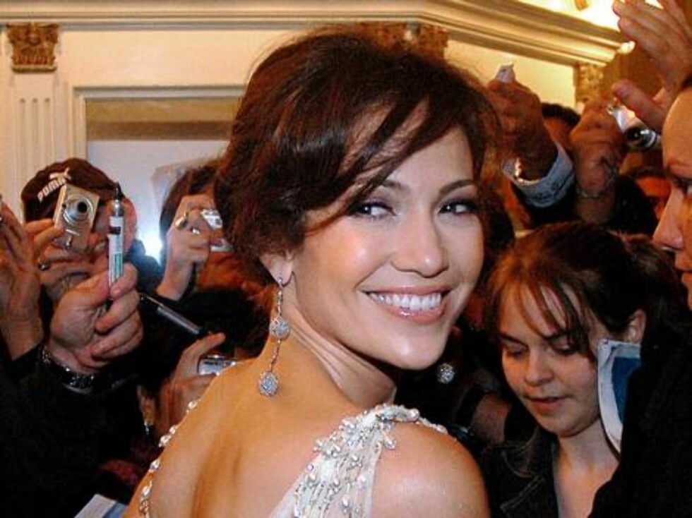 Jennifer er en hit blant pressen! Foto: Stella Pictures