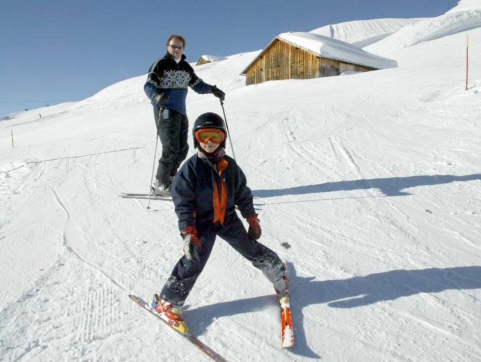 UT PÅ SKI: Norwegian gjør det enklere og billigere å komme til Alpene ved å øke antall flygninger til Genève fra og med 5. november.