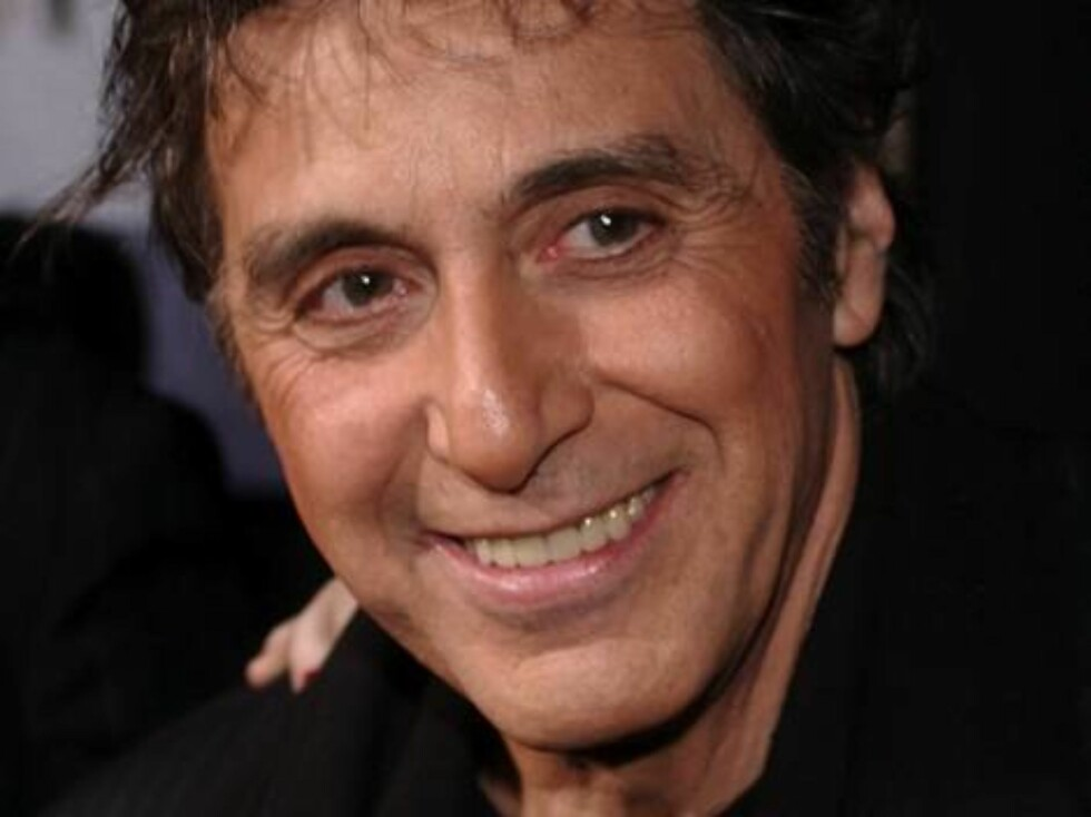 **FILE** Al Pacino is shown in this Jan. 28, 2003, file photo in the Hollywood section of Los Angeles.  The 1983 crime drama ``Scarface,'' starring Pacino and directed by Brian De Palma, will return to theaters in 10 cities in September to mark the violen Foto: AP/Scanpix