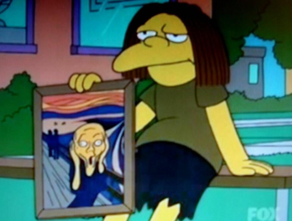 FREKK: Tyven, Tyven skal du hete, for du stjal vårt maleri! Foto: Twentieth Century Fox Film Cor