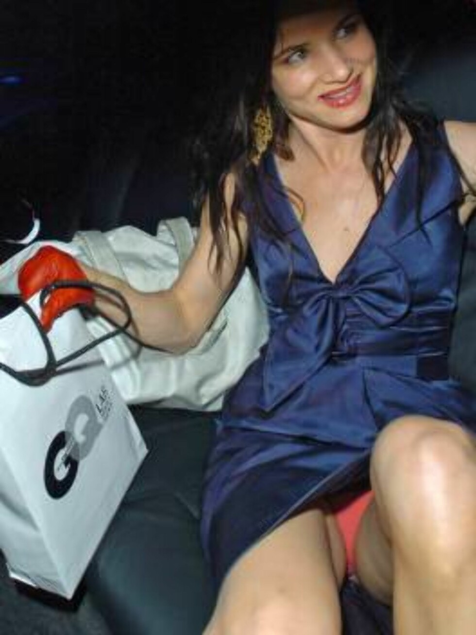 Juliette Lewis leaving the 2006 GQ Awards at the Royal Opera House in Covent Garden, London, september 5, 2006.  Photo: JambalaYD Image Code: 4028  COPYRIGHT STELLA PICTURES Foto: Stella Pictures