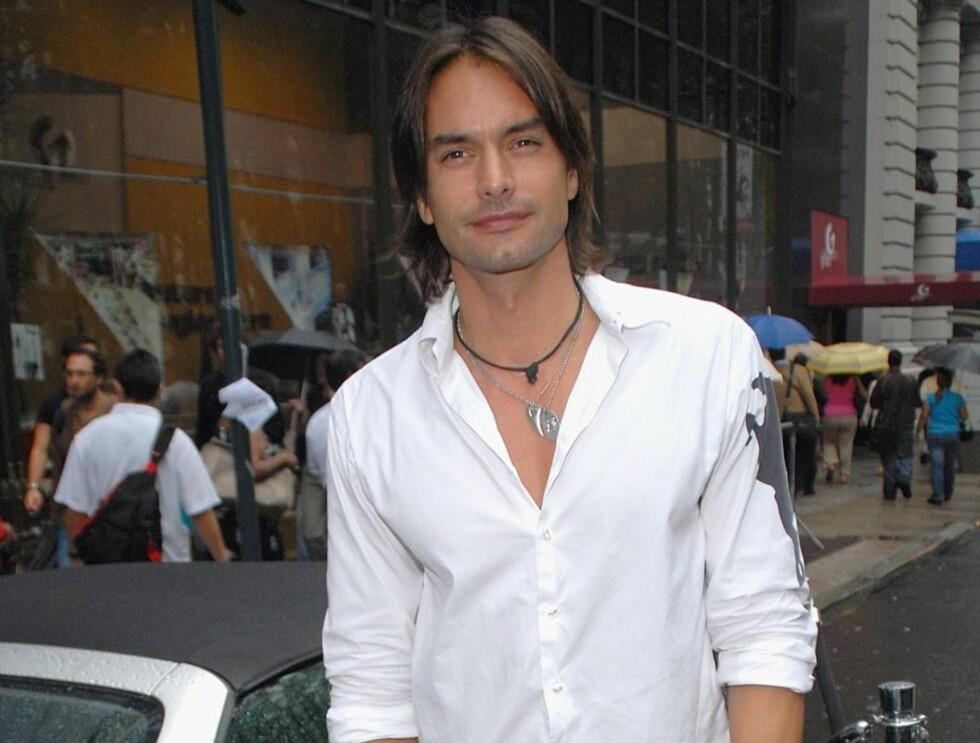 FOTOGEN: Marcus har tidliger datet Baywatch-stjernen Pamela Anderson Foto: All Over Press