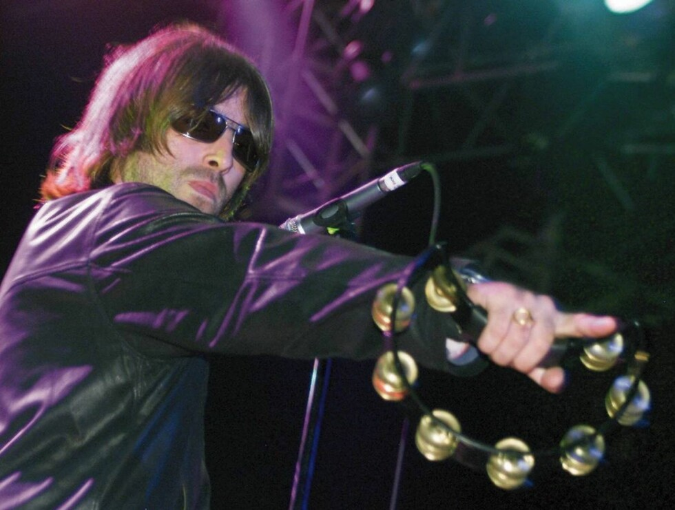 Siden 1991 har Oasis holdt det gående med hits som Wonderwall, Don't Look Back in Anger og Supersonic. Foto: AP/Scanpix