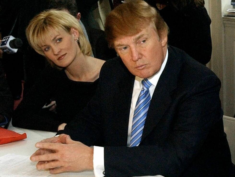 SUKSESS: Suksessen gikk rett til det iskalde hodet til Carolyn. Donald sa henne derfor opp. Foto: AP/Scanpix