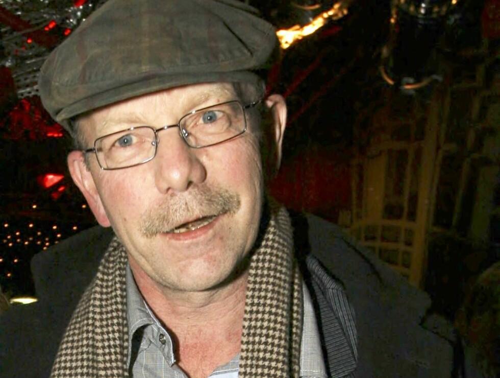 """RUSTEN HERRE: Publikum går aldri lei av """"Engler i sneen"""", som Jonas Fjelds """"To rustne herrer""""-kollega Ole Paus skrev for ham. Foto: Se og Hør, Morten Krogh"""