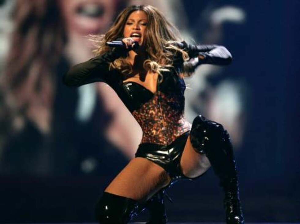 Beyonce performs during the 2006 MTV Video Music Awards in New York, on Thursday, Aug. 31, 2006.  (AP Photo/Jeff Christensen) Foto: AP