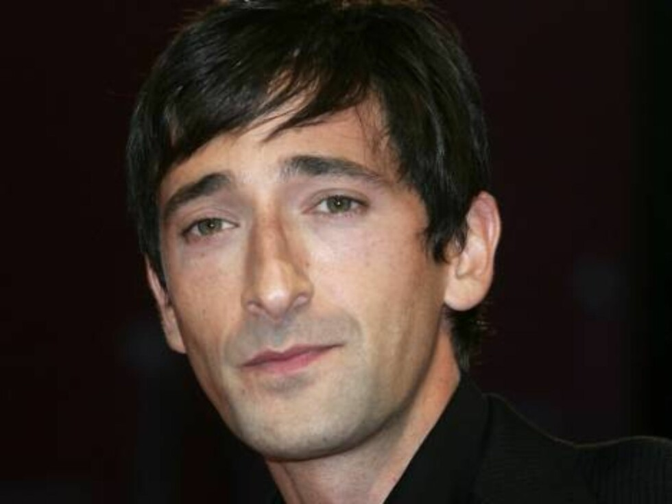 VENICE, ITALY - AUGUST 31:  Actor Adrien Brody attends the Premiere of 'Hollywoodland' on the second day of the 63rd Venice Film Festival on August 31, 2006 in Venice, Italy.  (Photo by Pascal Le Segretain/Getty Images) *** Local Caption *** Adrien Brody  Foto: All Over Press