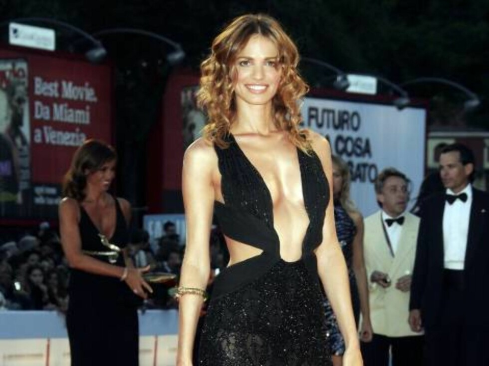 VENICE, ITALY - AUGUST 30:  Gaia Bermani Amaral arrives at the opening ceremony and 'The Black Dahlia' premiere on the first day of the 63rd Venice Film Festival on August 30, 2006 in Venice, Italy.  (Photo by Pascal Le Segretain/Getty Images) *** Local C Foto: All Over Press