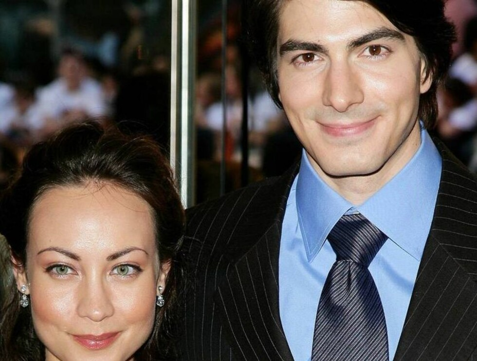 GIFTEKLARE: Det flotte paret skal etter planen gifte seg til høsten neste år! Foto: All Over Press