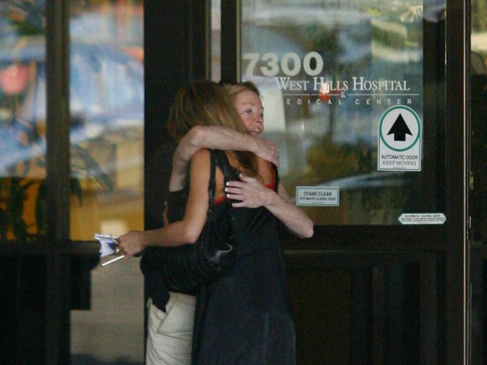 STERKE FØLELSER: Faren er grunnen til at Jennifer valgte å bli skuespiller. Nå ber hun om at han skal bli frisk igjen. Foto: Stella Pictures