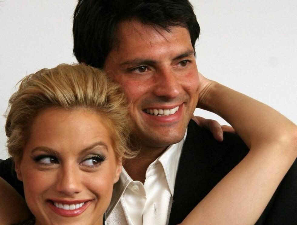 IKKE SOM PÅ FILM: Brittany Murphy har gjort det slutt med forloveden Joe Macaluso. Foto: All Over Press