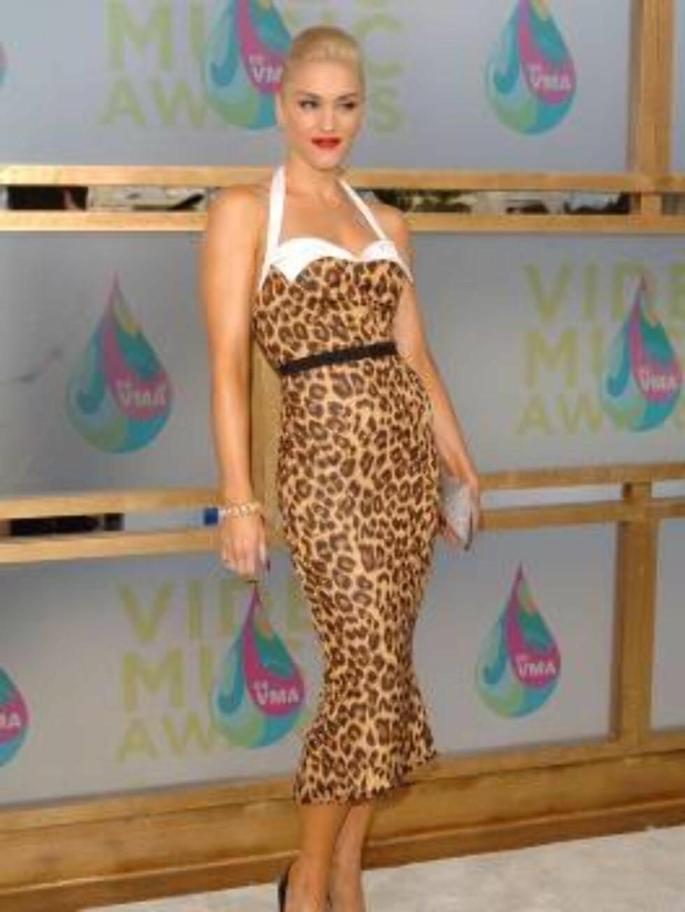Aug 28, 2005; Miami, Florida, USA; Musician GWEN STEFANI as the 2005 MTV VMA - Arrivals held at an arena in Miami.  Photo: Lisa O'Connor/ZUMA Press.  Code:4014 COPYRIGHT STELLA PICTURES Foto: Stella Pictures