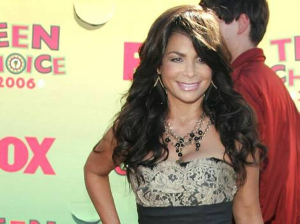 UNIVERSAL CITY, CA - AUGUST 20:  TV personality Paula Abdul arrives at the 8th Annual Teen Choice Awards at the Gibson Amphitheatre on August 20, 2006 in Universal City, California.  (Photo by Frazer Harrison/Getty Images) *** Local Caption *** Paula Abdu Foto: All Over Press