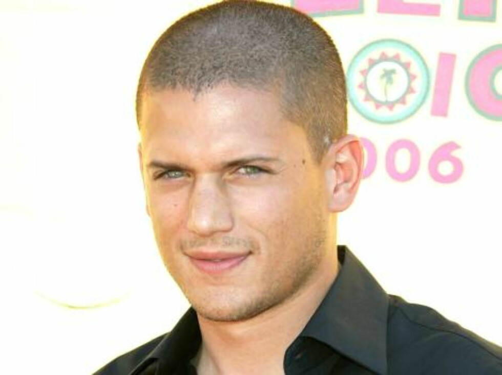 UNIVERSAL CITY, CA - AUGUST 20:  Actor Wentworth Miller arrives at the 8th Annual Teen Choice Awards at the Gibson Amphitheatre on August 20, 2006 in Universal City, California.  (Photo by Frazer Harrison/Getty Images) *** Local Caption *** Wentworth Mill Foto: All Over Press