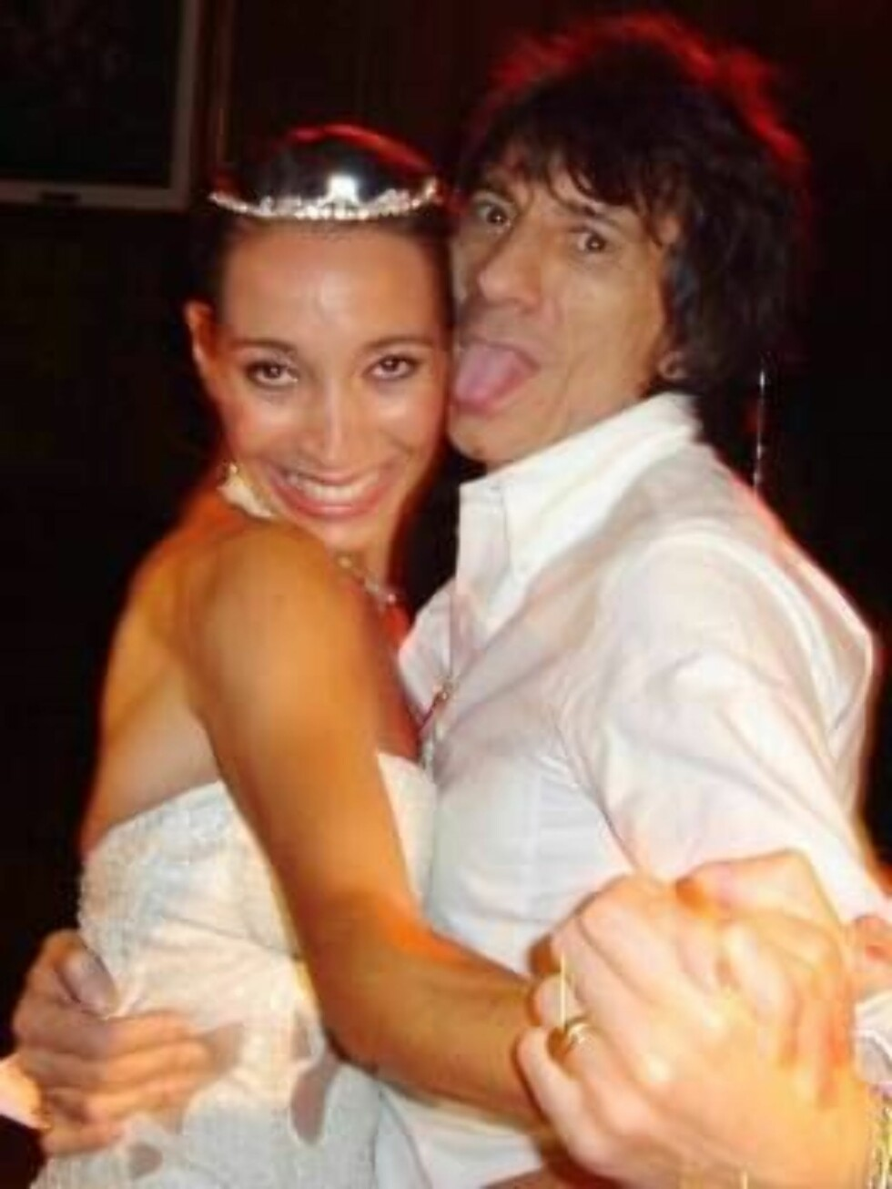 Rolling Stones in Buenos Aires. Mick Jagger and Ron Wood attended a Tango-show in Buenos Aires and had a chat with dancer Mora Godoy backstage - 20060303  colourpress.com EXCLUSIVE  Buenos Aires, Argentina - Rolling Stones in Buenos Aires. Mick Jagger Foto: colourpress.com