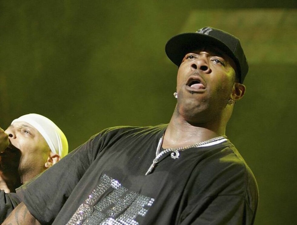 KALLENAVN: Busta Rhymes' egentlige navn er Trevor Smith jr. Foto: All Over Press
