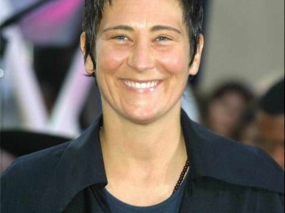 393650 06:  Singer K. D. Lang performs at the Today Show Summer Concert Series August 24, 2001 at Rockefeller Plaza in New York City.  (Photo by George De Sota/Getty Images) ALL OVER PRESS Norway Foto: All Over Press