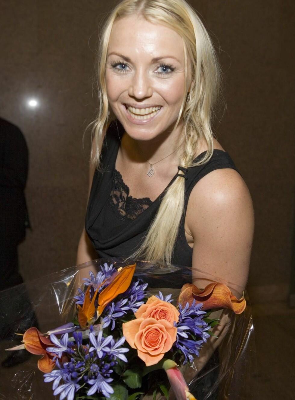 POPULÆR: Kari Traa er ikke kvinnen som sitter på rumpa! Foto: SCANPIX