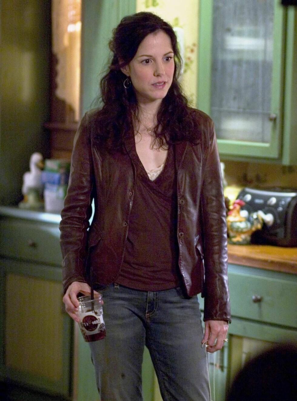 """IKKE FRUSTRERT: Parker takket nei til Teri Hatchers rolle i """"Frustrerte Fruer"""" for å spille narkolanger i """"Weeds""""."""