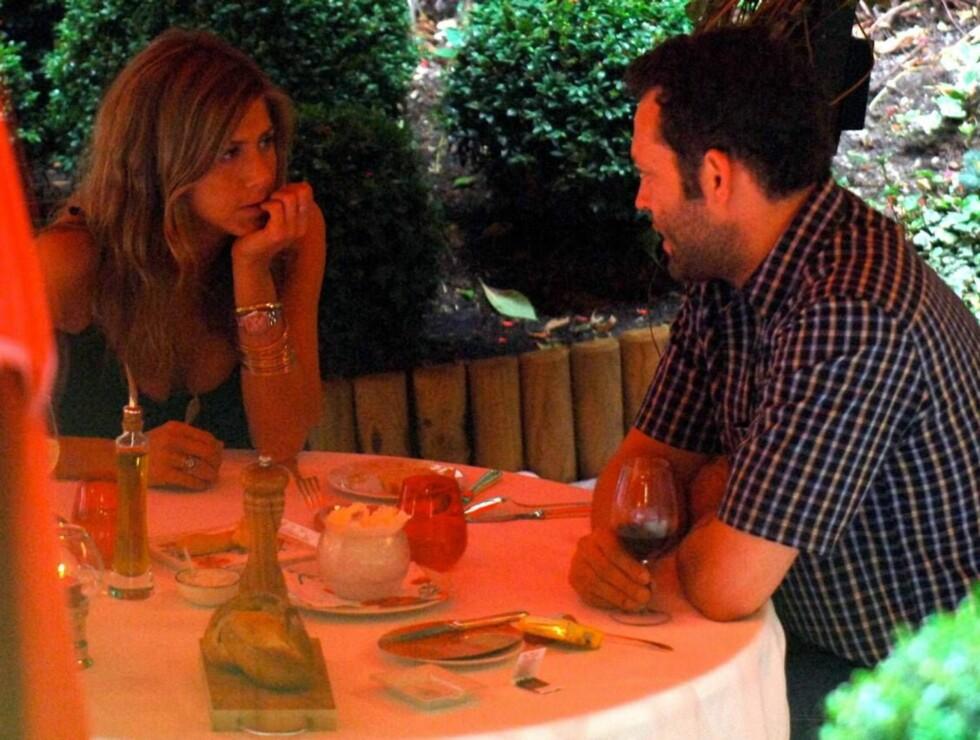 HUMOR: Også Jennifer Aniston velger humor fremfor utseende. Foto: All Over Press