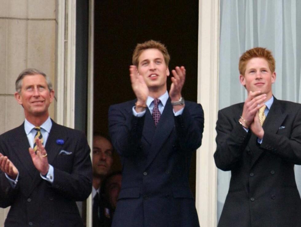 SJOKKMÅLING: Britene velger seg William som sin neste konge. Får folket viljen sin? Foto: All Over Press