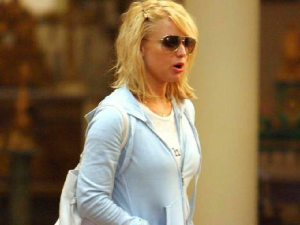 Authentic Jessica Simpson has a bad skin day as she goes shopping for jewelry in Beverly Hills. Jess is upset after ex husband Nick rtalked to Rolling Stone> April 27, 2006 X17agency exclusive / ALL OVER PRESS Foto: All Over Press