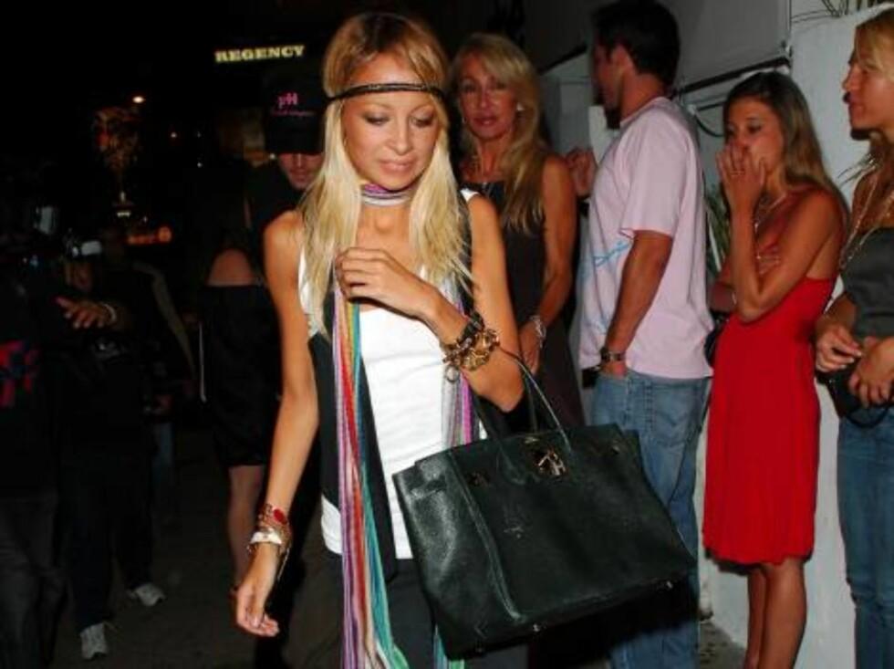Nicole er alltid like trendy. Foto: STELLA PICTURES