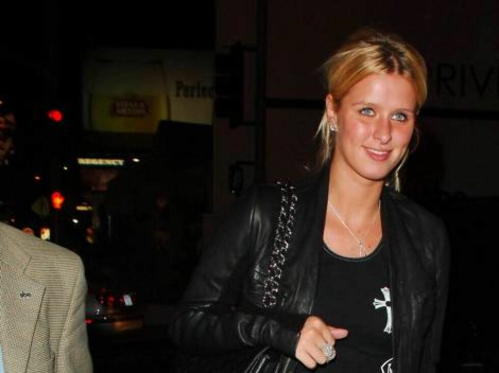 HOLLYWOOD, CALIFORNIA - Tuesday August 22 2006. Nicky Hilton arrives at Privilege nightclub for Brody Jenner's 23rd birthday party.   Photo: Pacificcoastnews Code: 4003/11240  COPYRIGHT STELLA PICTURES Foto: Stella Pictures