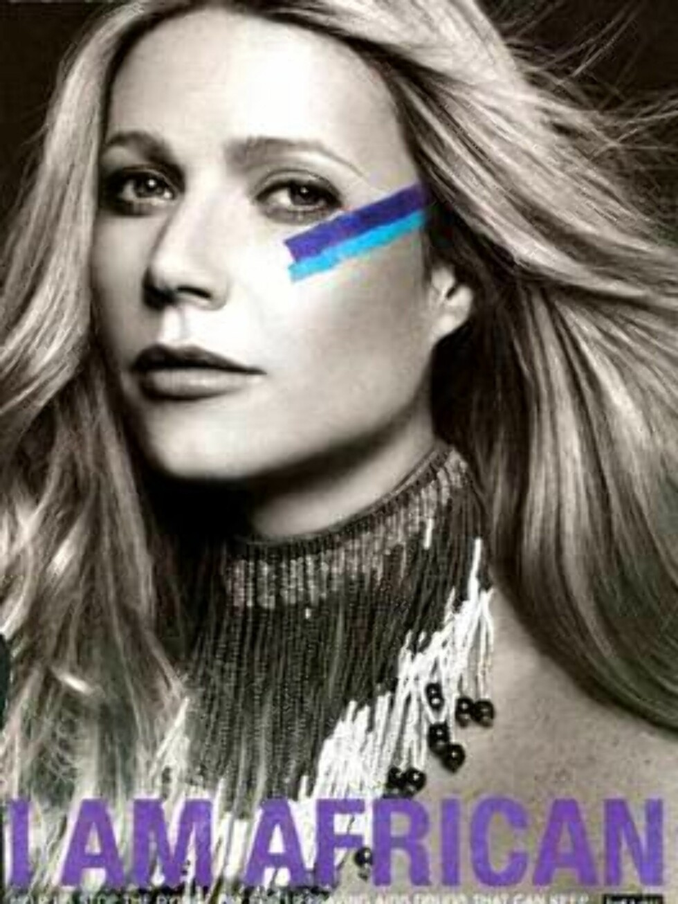 Gwyneth Paltrow. Foto: Keepachildalive.org