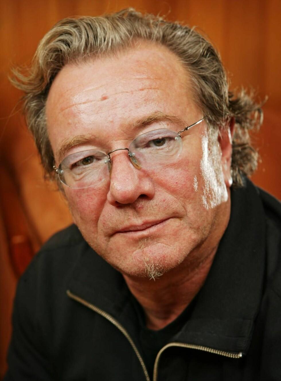 TRONDHEIM 20060108: Åge Aleksandersen. FOTO: WERNER JUVIK    Foto: Se og Hør, Werner Juvik