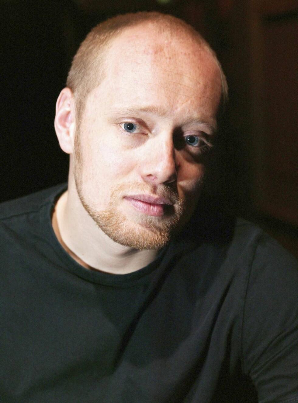 UTVIDER REPERTOARET: Nå regisserer Aksel Hennie musikkvideo. Foto: Se og Hør