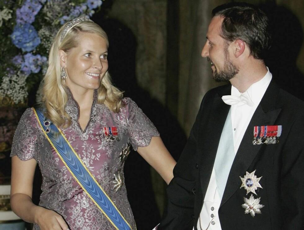 INNBRINGENDE: Det er stor interesse for kronprinsparets humanitære fond. Foto: All Over Press