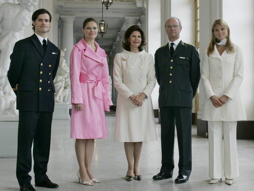 SUKSESS: Fondet Gluonen gir milliongevinst for de svenske kongebarna. Foto: AP/Scanpix