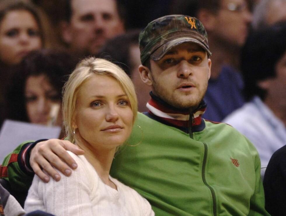 FLAUE: Det var virkelig ikke Diaz og Timberlake de innfødte i Tanzania feiret ... Foto: AP/Scanpix