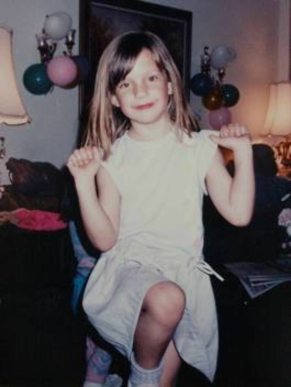 FILE: Hudson family album. Collect picture showing Kate Hudson aged 6 years in Portland Oregon  Photo: DR Code: 3011  COPYRIGHT STELLA PICTURES Foto: Stella Pictures