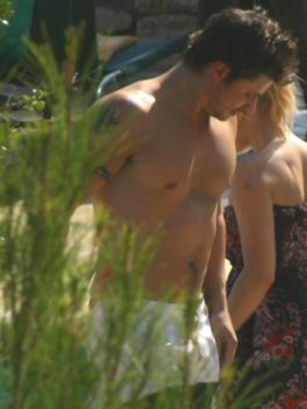 TUSCANY, ITALY 051011 - Jessica Simpson and her husband Nick Lachey enjoying their vacation an seems to be very much in love again.   **EXCLUSIVE**  Photo: Focus Europe Code: 4005  COPYRIGHT STELLA PICTURES Foto: Stella Pictures