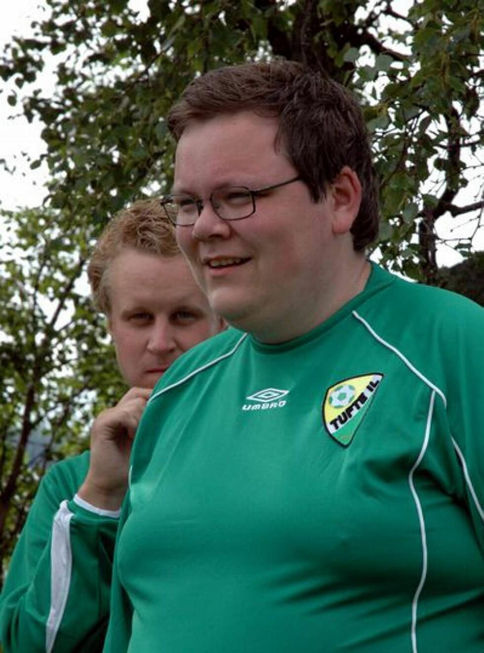 """<strong>POPULÆR:</strong> Lars Olav Karlsen ble en av de mest populære profilene da """"Heia Tufte""""-serien rullet over TV-skjermene. Nå er han klar for en ny sesong. Foto: Håvard Østhus"""