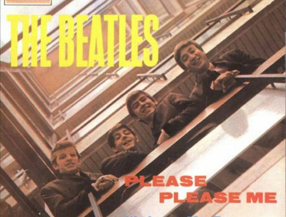 OVERRASKELSEN: At dette Beatles-albumet skulle havne på en homo-liste, kom som en overraskelse på mange fans.