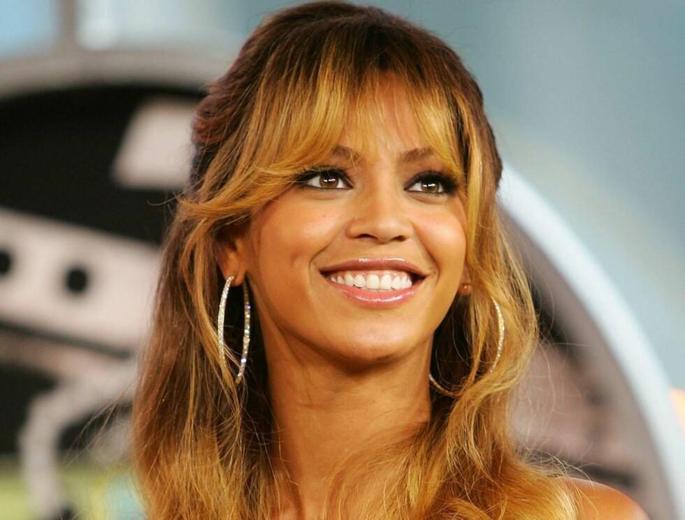FLAU AFFÆRE: Beyoncé gjorde alligatoren trengt... Foto: All Over Press
