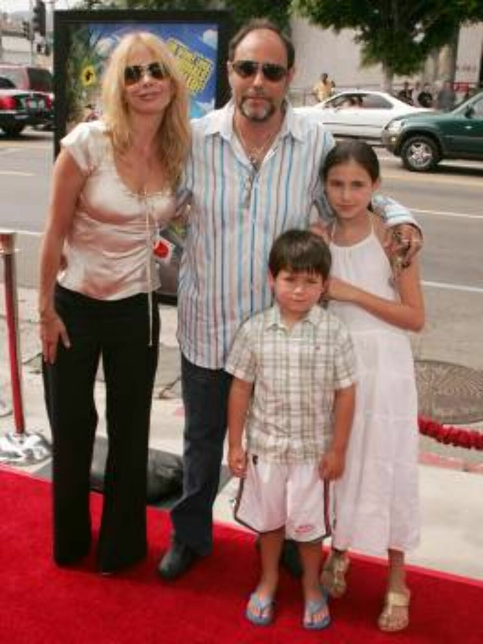 Barnyard Premiere, Cinerama Dome, Hollywood, California .   Pictured: Rosanna Arquette  Photo: Juan Rico/Fame Pictures  Code 4002  COPYRIGHT STELLA PICTURES Foto: Stella Pictures