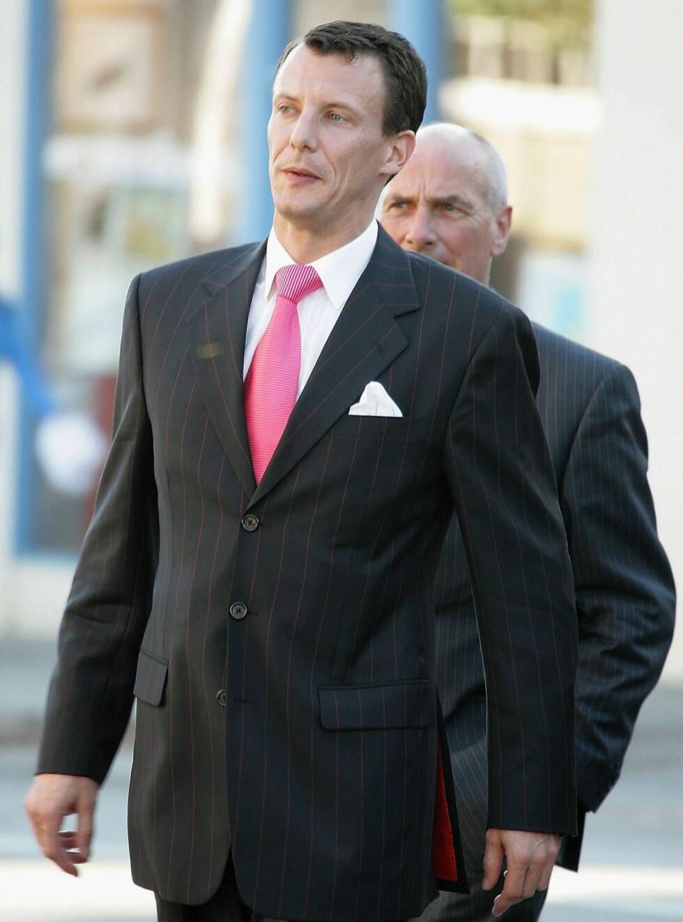 UNGKAR OG SPELLEMANN: Prins Joachim er singel igjen, men hvor lenge? Foto: All Over Press