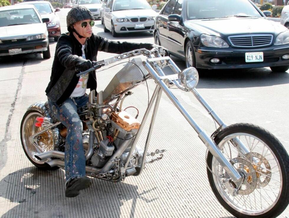<strong>GATAS SKREKK:</strong> På kjøretøyet skal storfolk kjennes. Foto: All Over Press