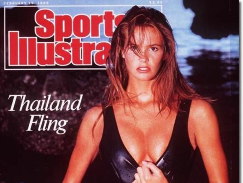 """1988: Elle blir kalt for """"The Body"""". Ikke uten grunn, eller hva? Foto: AP/Scanpix"""