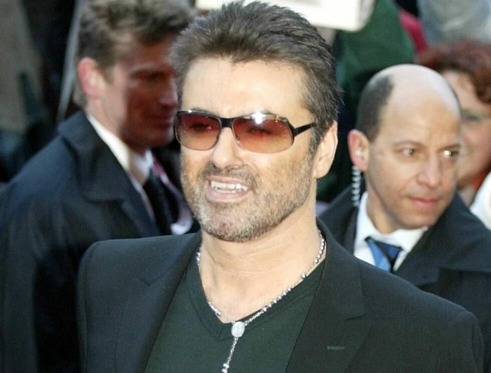 <strong>SLAPPER AV:</strong> George Michael kan puste lettet ut etter at politiet droppet å forfølge sex-stuntet i London-parken. Foto: AP