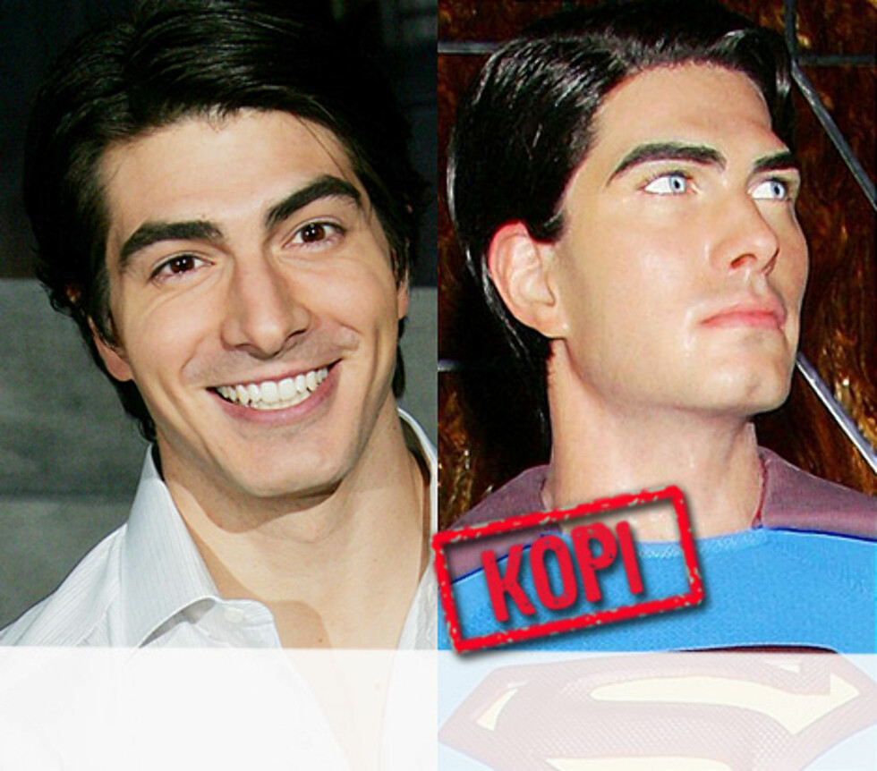 <strong>SUPERKOPI:</strong> Vår nye Supermann, Brandon Routh, er blitt stjerne gjennom Superman Returns. Foto: All Over Press