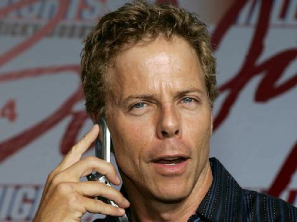 "<strong>LOS ANGELES, CA - JULY 26:</strong>  Actor Greg Germann arrives at the premiere of ""Talladega Nights: The Ballad of Ricky Bobby"" at Mann's Grauman Chinese Theater on July 26, 2006 in Hollywood, California.  (Photo by Frazer Harrison/Getty Images) *** Local Caption Foto: All Over Press"
