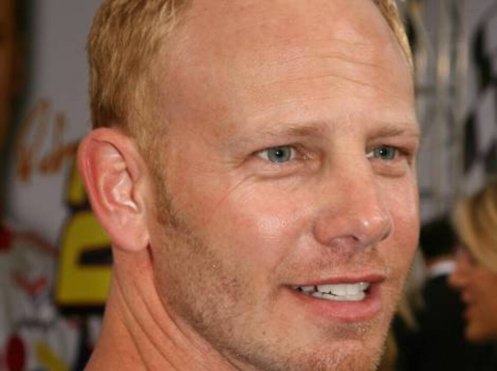"<strong>LOS ANGELES, CA - JULY 26:</strong>  Actor Ian Ziering arrives at the premiere of ""Talladega Nights: The Ballad of Ricky Bobby"" at Mann's Grauman Chinese Theater on July 26, 2006 in Hollywood, California.  (Photo by Kevin Winter/Getty Images) *** Local Caption *** Foto: All Over Press"