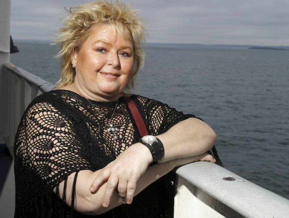 NYTT LIV: Kikki Danielsson har slitt med overvekt i mange år. Foto: Se og Hør