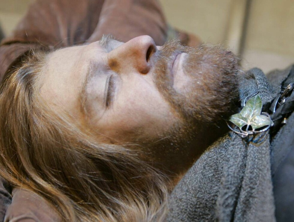 BOROMIR: I Ringenes Herre-filmene spilte Bean krigeren Boromir. I virkeligheten slåss han mest med damer... Foto: AP