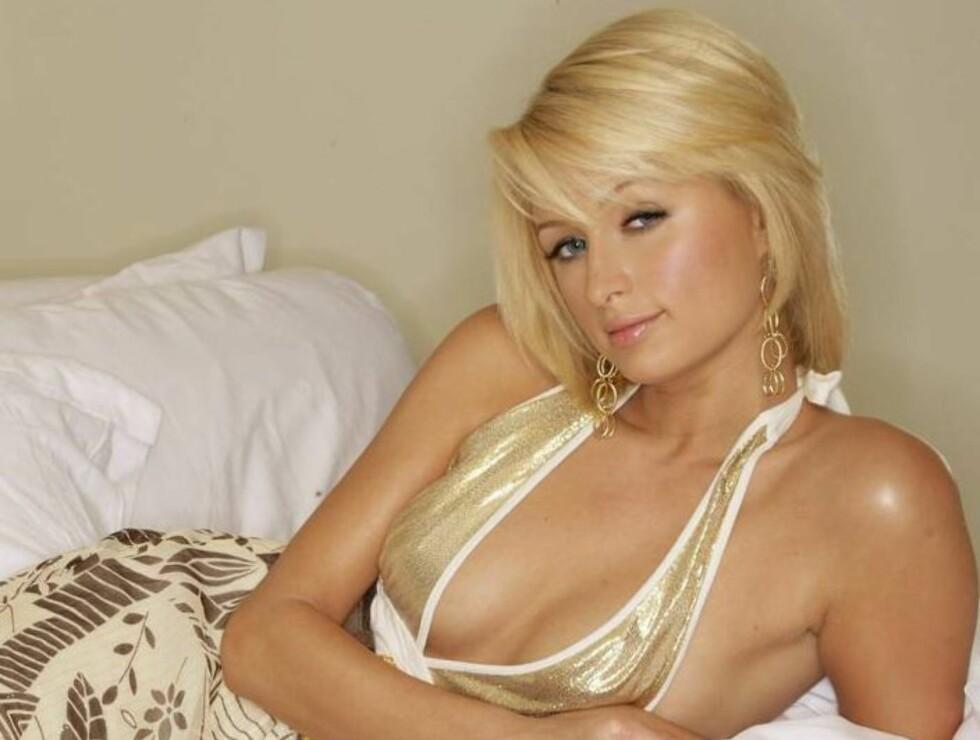 I RAMPELYSET: Paris Hilton prøver seg for tiden både som modell, skuespillerinne og sanger. Foto: All Over Press